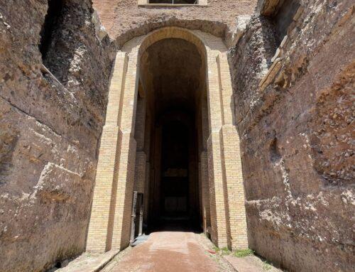 MAUSOLEUM OF AUGUSTUS IN ROME